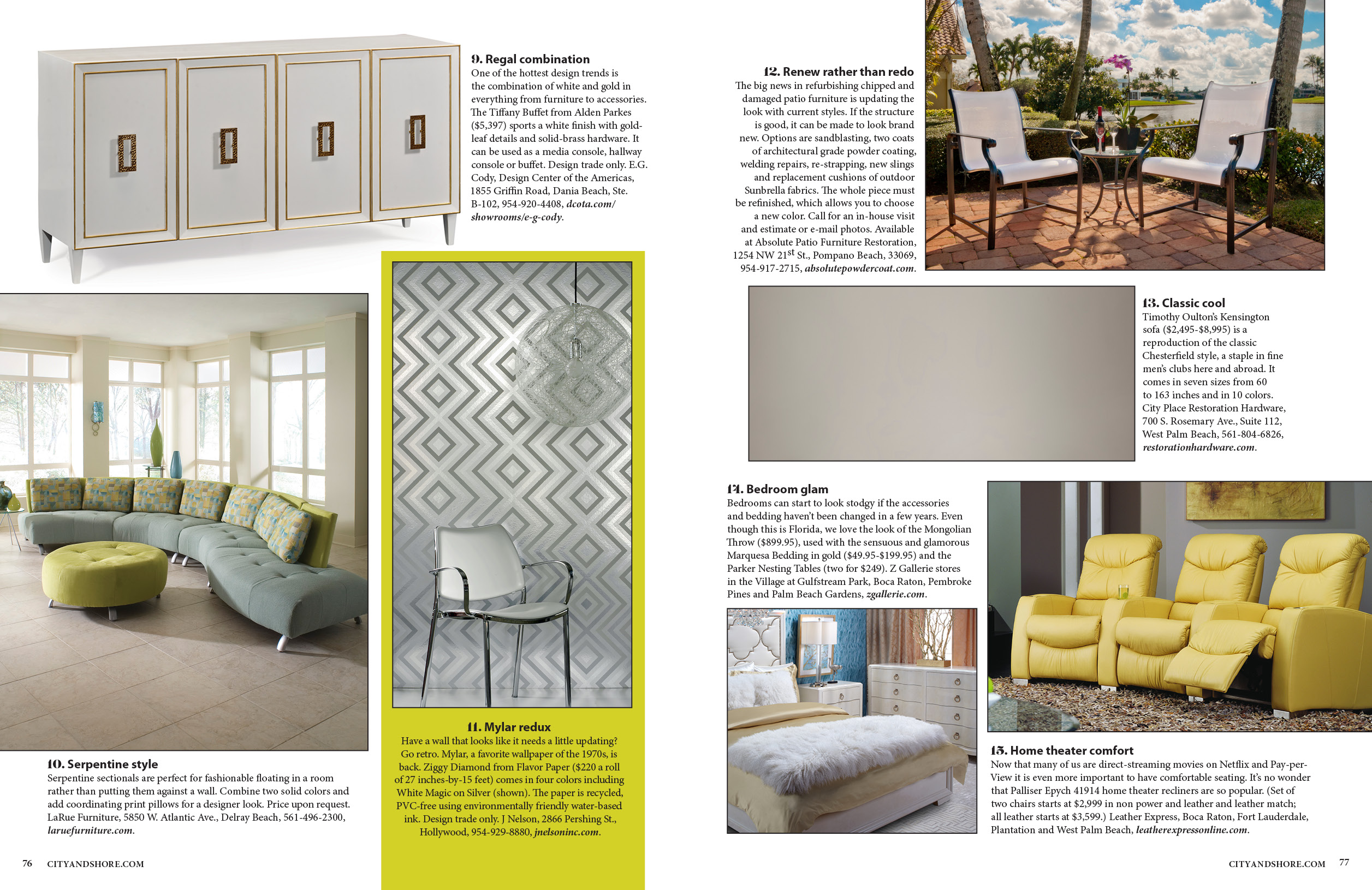 15 ways to refresh home (without renovation) | City & Shore Magazine